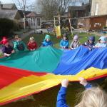 Shotley Bridge Nursery Outdoor Play